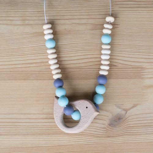 náhrdelník na kojenie sláviček