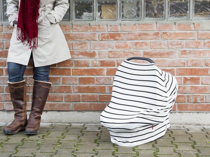 Ako zvládnuť v zime  cestu z pôrodnice?